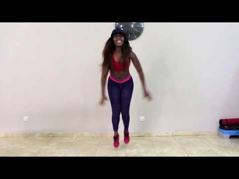 Afrobeats Workout | No Kissing - Patoranking ft Sarkodie