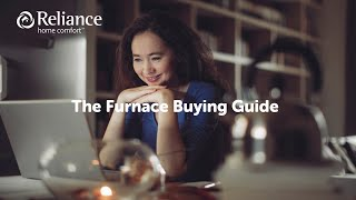 Furnace Buying Guide