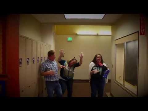 Taylor Swift - Shake it Off -- Ellensburg High School STAFF LipDub
