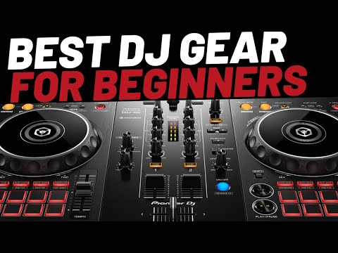 Best DJ Equipment for Beginners