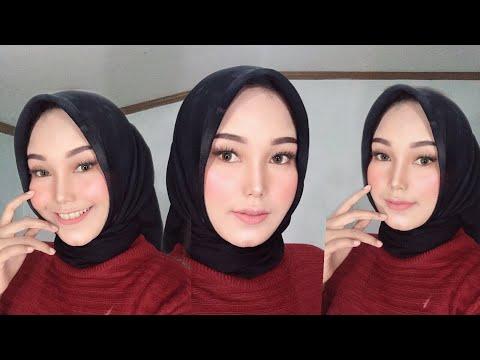 easy-makeup-lebaran-nude-one-brand-makeover