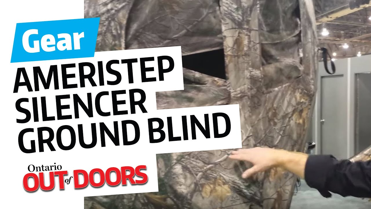 ground com brickhouse walmart blind muddy blinds ravage ameristep ip