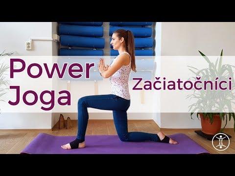 Power Joga | Začiatočníci | 20 min