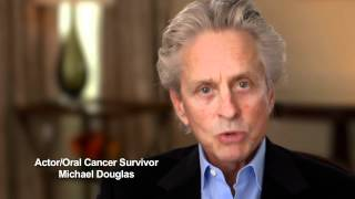 Actor and producer michael douglas has donated his time to help create a television public service announcement (psa) on behalf of the oral cancer foundation...