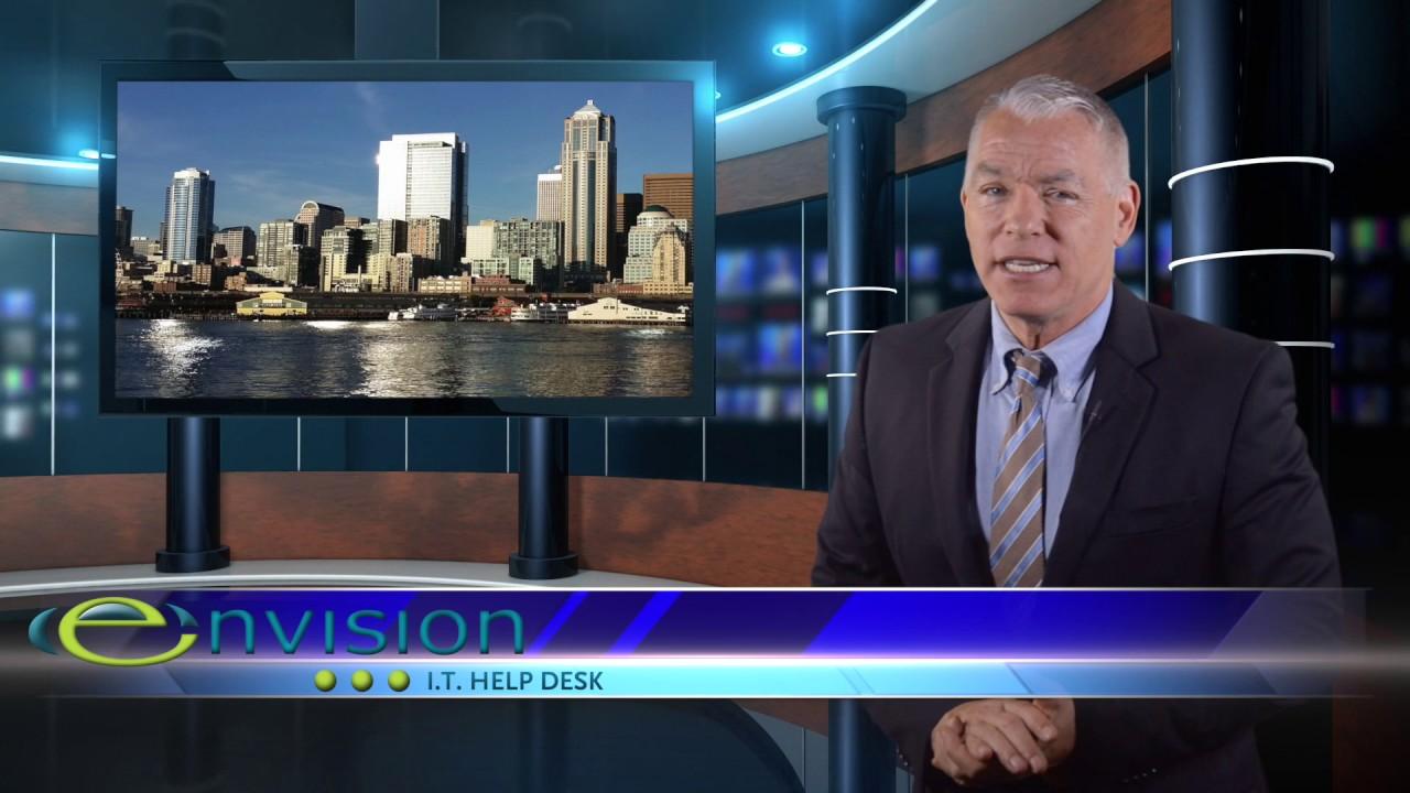 Envision I.T. Helpdesk News   Smarter I.T. Starts Now!