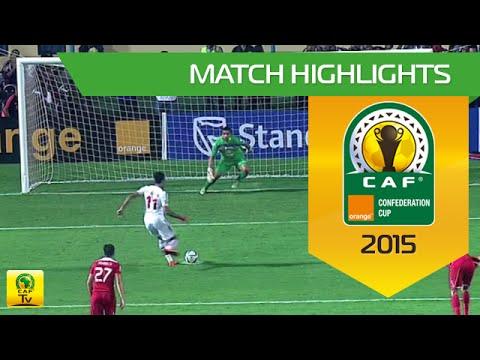 Zamalek vs E.S.S. | 2015 Orange CAF Confederation Cup | Semi-Final (2nd Leg)