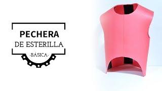 Pechera/Coraza de Esterilla (Básica) | Foam Breastplate (Basic)