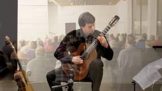 Patrik Kleemola plays J. Sibelius En etsi valtaa, loistoa (Jouluvirsi op.1 no.4)