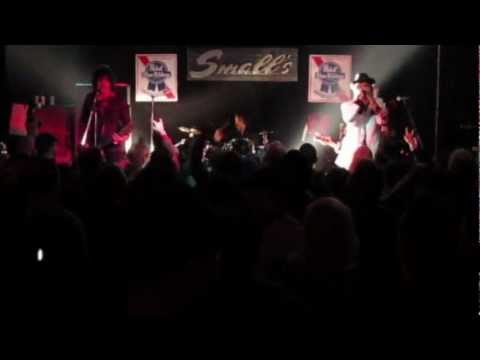 Trash Brats Must Be The Cocaine Live at Smalls