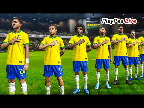 pes-2020---brazil-vs-south-korea---full-match-&-goals---gameplay-pc