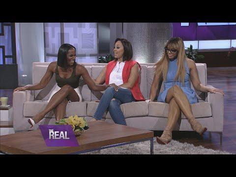 Tika Sumpter on Her LifeChanging Talk with Oprah