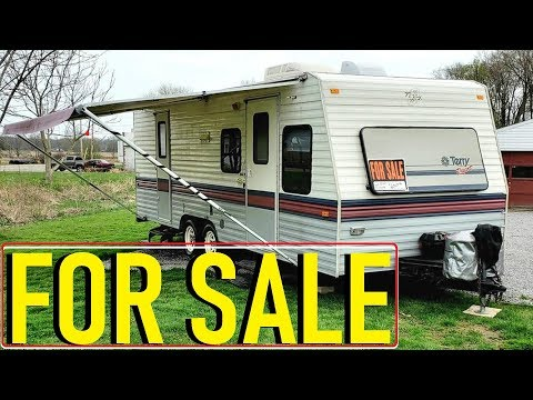 ** SOLD** Nice Couples Camper RV