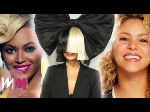 Top 10 Songs You Didn't Know Were Written By Sia!