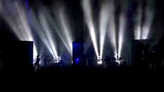 "Nine Inch Nails performing ""March of the Pigs"" @ Fuji Rock Festival..."