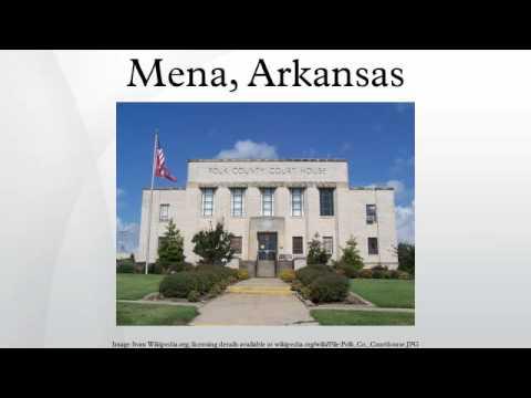 Mena, Arkansas