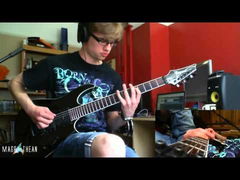 The Raven Autarchy - Epistemophobia (GUITAR COVER) - Ben Sutherland