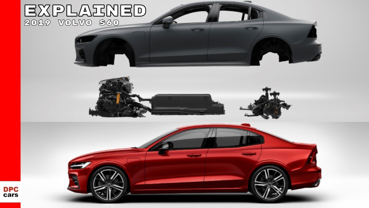 2019 volvo s60 redesign