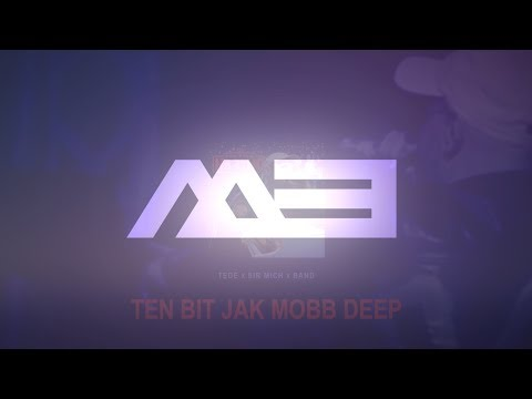 TEDE & SIR MICH - TEN BIT JAK MOBB DEEP (199X)  (**INSTRUMENTAL**) [Reprod. MB PRODUCTIONS]