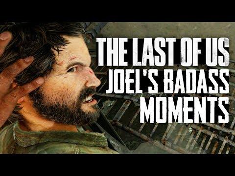 Joel's Top 7 Badass Moments ● The Last of Us