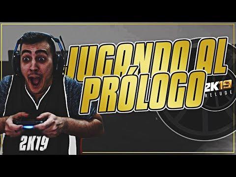 EMPEZAMOS LA AVENTURA! NBA 2K19 MyCAREER PRELUDE