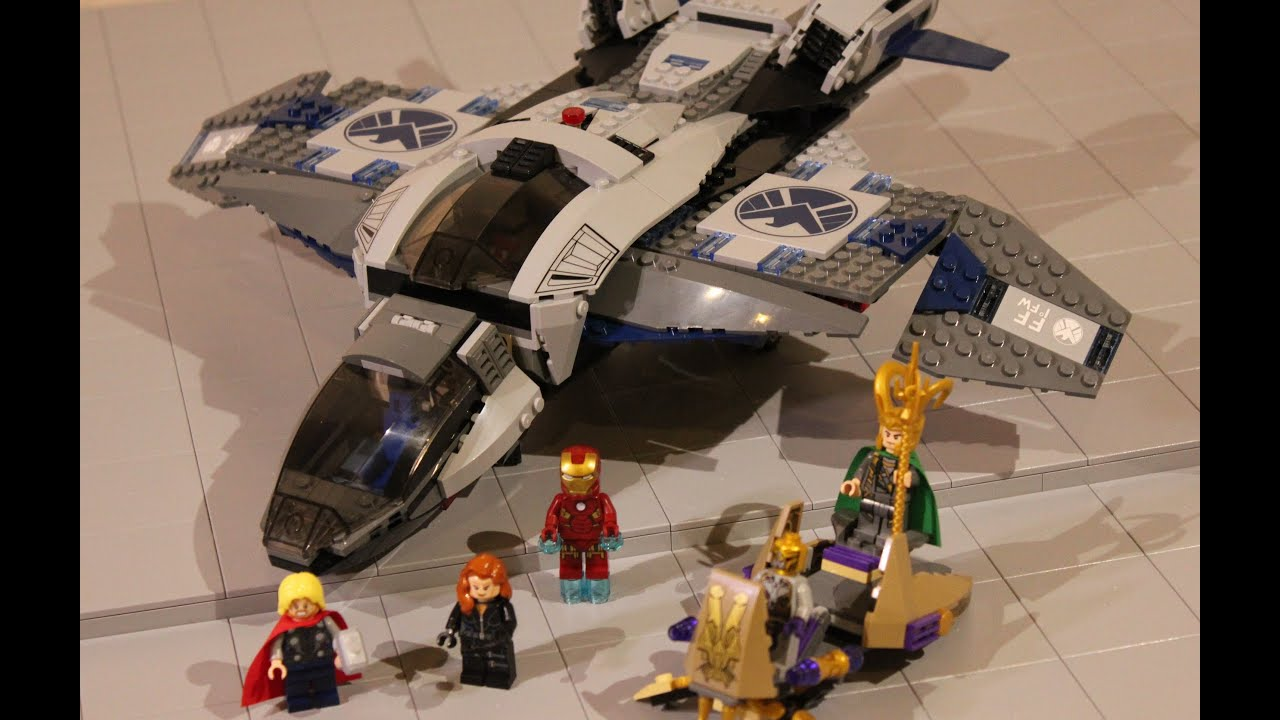 Find great deals for LEGO Super Heroes Quinjet Aerial Battle (). Shop with confidence on eBay!