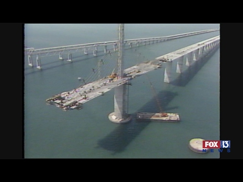 From 1987: Previewing The New Sunshine Skyway Bridge