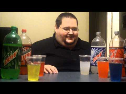 Francis Reviews the Mountain Dew