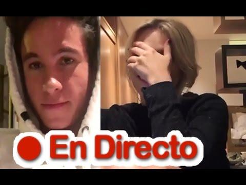Michael Ronda asusta a Valentina Zenere - En Directo