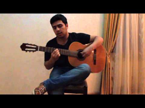 Sting - Fragile (cover by Perch Darbinyan)