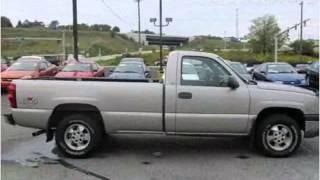 2004 Chevrolet Silverado 1500 Used Cars Uniontown PA