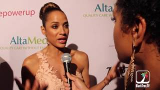 Dania Ramirez at AltaMed Power Up Gala