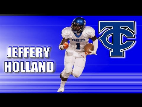 sports shoes b6bae 5dab8 Jeffrey Holland - Trinity Christian High (Jacksonville, FL) Class of 2015 -  Soph. Year Highlights