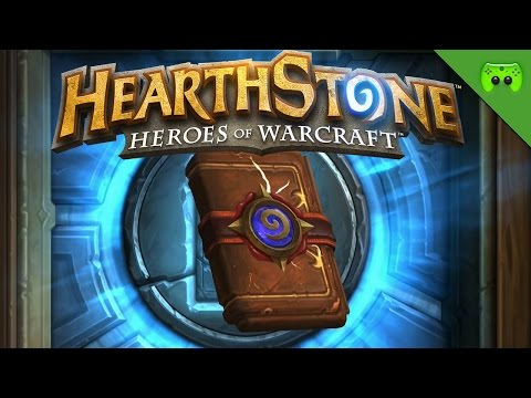 HEARTHSTONE - Packopening «» Let's Play HearthStone - Heroes of Warcraft | Full-HD