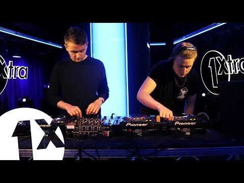 Disclosure B2B with DJ Target