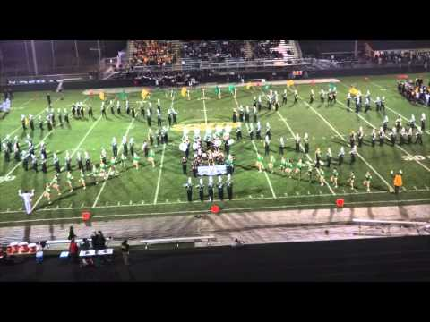 CLS Marching Musicians 2014: Show #5 - Star Trek Generations