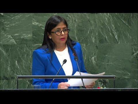 🇻🇪-venezuela---vice-president-addresses-general-debate,-74th-session