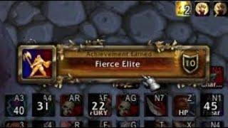 Bajheera - WORLD FIRST FIERCE ELITE: Rank 1 NA Warrior - WoW Legion 7.3 PvP