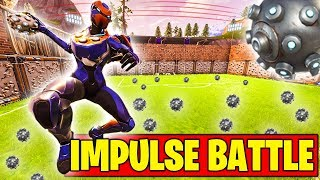 IMPULSE GRENADE DODGEBALL in Fortnite Battle Royale