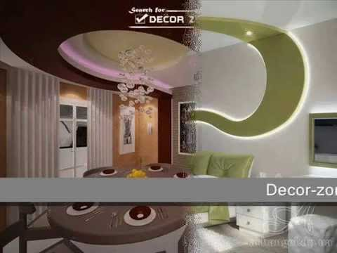 Top 50 false ceiling designs in 2014 YouTube