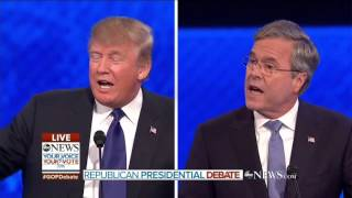Jeb: Trump Used Eminent Domain to Try and Take Elderly Woman's Home