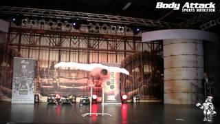 FIBO 2014 - Day 3 - Olimp Show