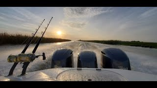 Tuna Fishing Trip With SuperSrike Charters From Venice, Louisiana