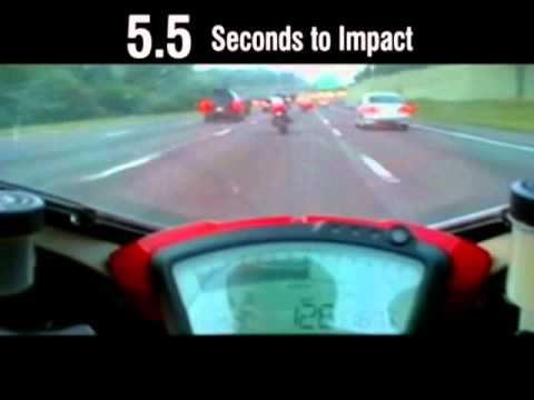 Motorcycle Accident Lawyer CT - Connecticut : High Speed Motorcycle Crash Fatality