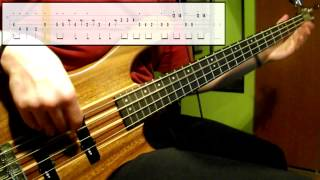 September By Earth, Wind & Fire - Bass Cover TAB PLAYER I USE: http...