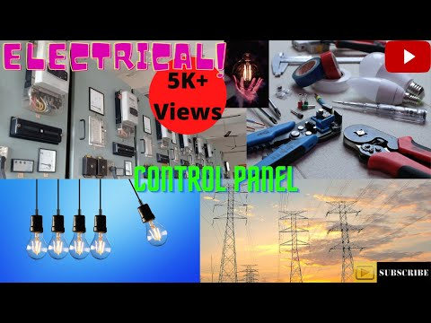 11KV Indoor Electrical Control Panel | Full Details | In Hindi