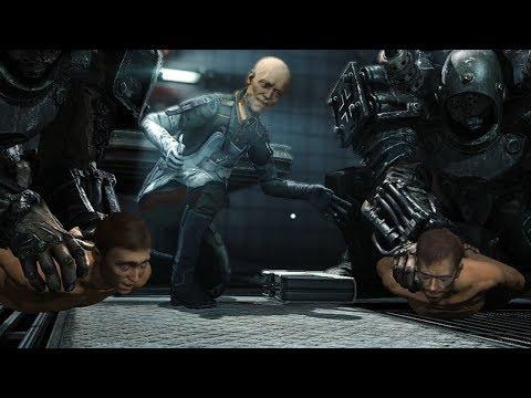 ЧТО БУДЕТ, ЕСЛИ ОТКАЗАТЬСЯ ВЫБИРАТЬ в Wolfenstein The New Order - Крепость Черепа