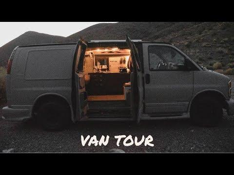 Van Tour | Roadtrip Across America in an adventure van