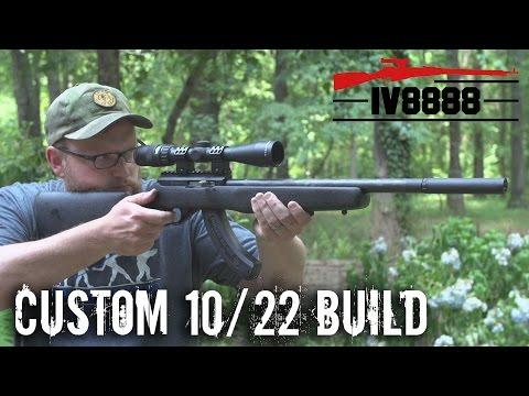 Custom 10/22 Build
