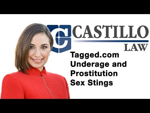 Tagged.com Underage and Prostitution Sex Stings