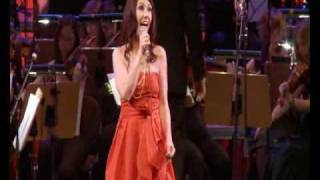 "Silvia Vicinelli, Nicole Berendsen, Martin Berger & David Michael Johnson sing ""Thank you"""
